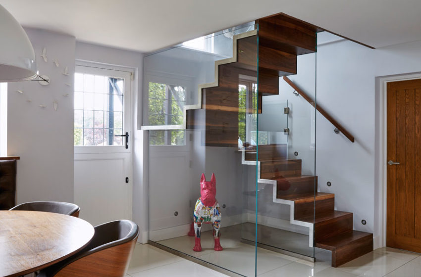 A Few Reasons Behind Installing Custom Wood Stairs At Home