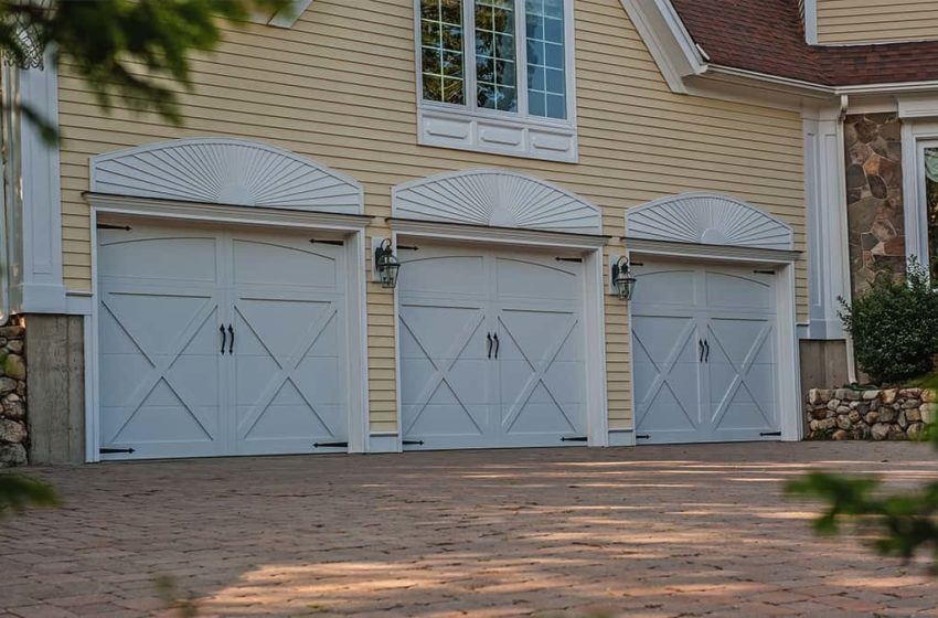 Installing New Garage Doors? Here Are Some Tips For You!