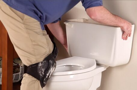 Tips for Repairing Toilet Swinging