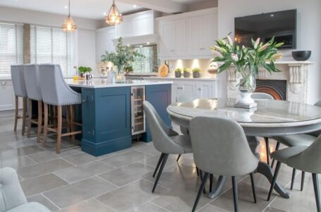 The Rise in Popularity of Concrete Interiors