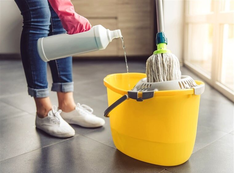 3 Clean Your Home Safely and Quickly