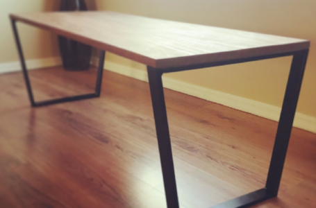 Features to Look for When Choosing Metal Table Legs