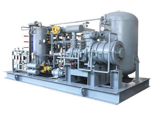 Advantages of Screw Compressors