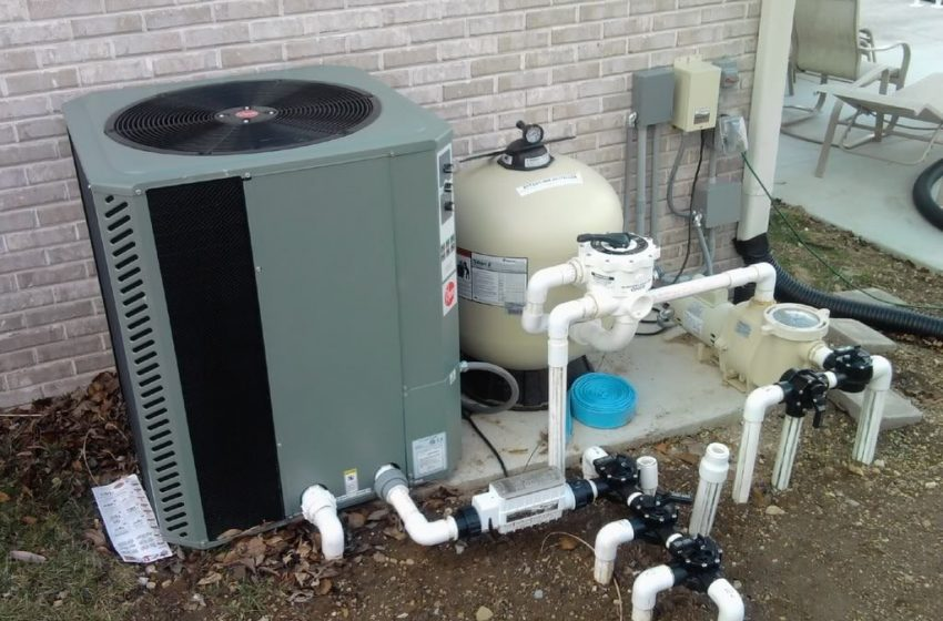 What Is Gas Pool Heating?