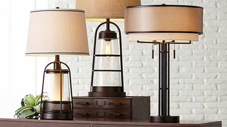 Table lamps: Guide to choosing the right one