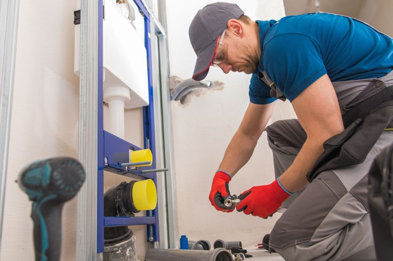 Why You Should Hire a Licensed Plumber in Rockdale