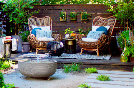 How To Get The Backyard of Your Dreams